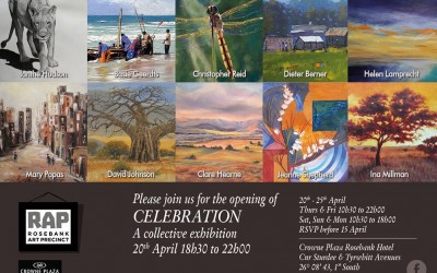 Rosebank Art Precinct Celebration Exhibition
