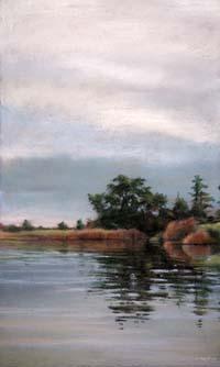 Overcast Island