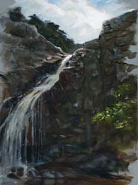 Voelmoed Waterfall
