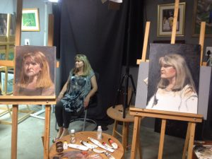 ReidsArt Portrait Workshop