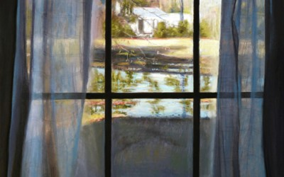 Reflected Meditations: Christopher Reid evokes life in Wilmington in latest exhibition