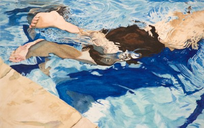 Juried Exhibition Winner – The Blue Show – Linus Galleries