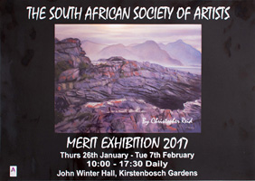 South African Society of Artists' 2017 Annual Merit Exhibition