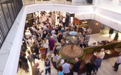 IWSSA National Watermedia Exhibition Draws Crowds